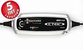 Зарядное устройство <b>Ctek</b> MXS 5.0 (8 этапов 1,2-160Aч) — купить ...