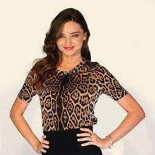 Как носить леопардовую расцветку и не выглядеть колхозно ...