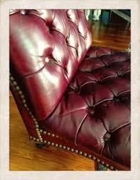 flea market find tufted leather office chair chesterfield presidents leather office chair amazoncouk