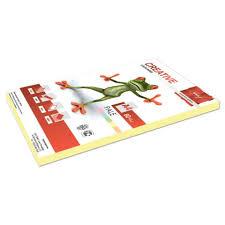 <b>Бумага CREATIVE color</b> (<b>Креатив</b>) А4, 80г/м, 100 л. пастель ...
