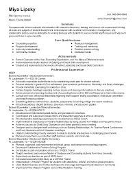 professional school counselor templates to showcase your talent resume templates school counselor
