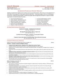 security guard resume sample eager world resume formt cover information technology security specialist resume
