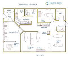 office large size 3d dental office design pediatric dentist 1668 00 sq ft pediatric office design software free
