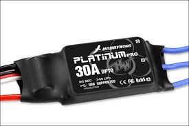 <b>Регулятор</b> оборотов <b>бесколлекторный Hobbywing</b> Platinum 30A ...