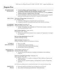 special events coordinator resume template sample resume service special events coordinator resume template internships internship search and intern jobs and venue manager resume template