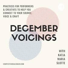 December Voicings with Katja Maria Slotte