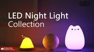 <b>LED Night Light</b> Collection - Gearbest.com - YouTube