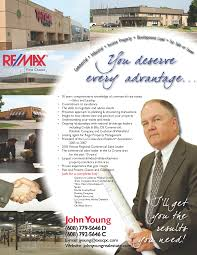 john young realtor remax innovative graphics since 1980