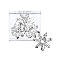 invisibobble Nano Hair Styling Ring with Strong Grip ... - Amazon.com