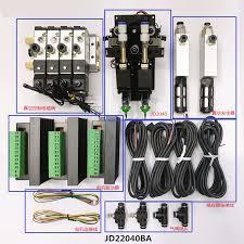 JD2040 <b>SMT</b> DIY mountor connector Nema8 hollow shaft stepper for ...