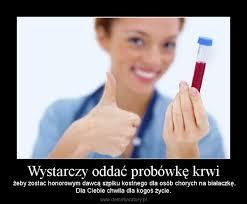 Źródło: W Polsce jest oko?o 200 tys honorowych dawców szpiku lecz to jest kropla w morzu poniewa? ka?dy my?li ze oddanie szpiku kostnego dla chorego wi??e ... - 1314910735_by_hugo4_600