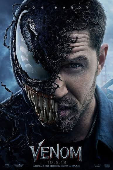 Download Venom (2018) Dual Audio {Hindi-English} 480p [450MB] | 720p [1.2GB] | 1080p [2.5GB] BluRay