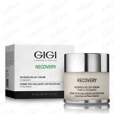 <b>Крем GIGI</b> Recovery Redness Relief <b>Cream</b> 50 мл. (арт.20048 ...