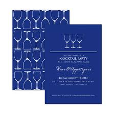 beautiful corporate holiday party invitation e card design sample general invitation modern corporate cocktail party invitation card template blue paper and white wine