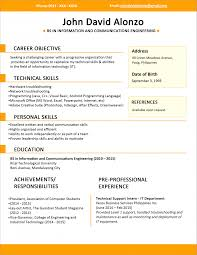 sap fico sample resume sample resume nightclub bartender best sap fico sample resume resume templates you can jobstreet sample format for fresh gallery format the