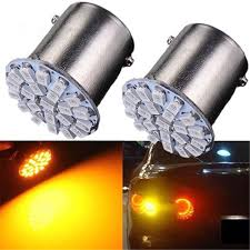 <b>2PCS LED</b> Car Tail <b>Turn Signal</b> Bulb Lamp Light | Shopee Philippines