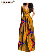 2019 african <b>clothes</b> ankle length formal cotton skirt for <b>women</b> ...