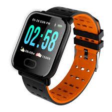 bakeey <b>a6</b> sleep hr blood pressure oxygen monitor <b>ip67</b> waterproof ...
