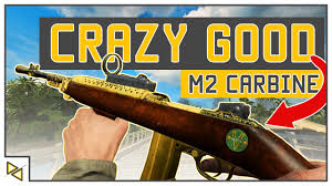 [BF5] M2 CARBINE is AMAZING - NEW <b>BFV</b> Assault <b>Rifle</b>! [Weapon ...