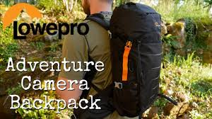 <b>Lowepro Photosport</b> 200 AW // ULTIMATE Travel Camera Backpack ...