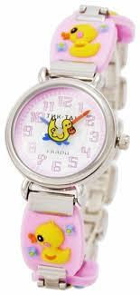Наручные <b>часы Тик</b>-Так H108-3 Розовые утята — купить по ...