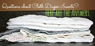 <b>Cloth</b> Diaper <b>Inserts</b> - ALL the Details on Which Materials You ...