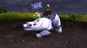 Большой медведь Blizzard - Предмет - World of Warcraft