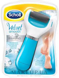 Электрическая роликовая пилка для ног - Scholl Velvet ... - MAKEUP
