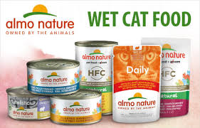 <b>Almo Nature Cat</b> Food