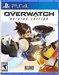 Amazon.com: Overwatch - Origins Edition - PlayStation 4: Activision ...