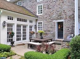 longwood an old stone house for sale in bucks county bucks county pa estate traditional home office