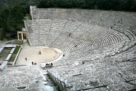 greek theater architecture info greek theatre essay
