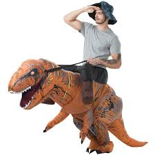 Carnival <b>Halloween Purim Costumes</b> For Adult T REX Dinosaur ...