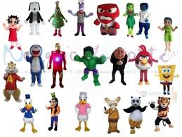Risultati immagini per noleggio mascotte .it