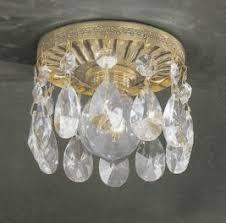 Декоративный <b>светильник Reccagni Angelo SPOT</b> 6000 BRONZO ...