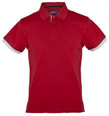 <b>Рубашка поло мужская ANDERSON</b>, красная с белым - купить на ...