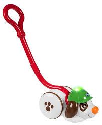 <b>Каталка</b>-игрушка <b>Chicco Собака</b>-детектив (74170) со звуковыми ...