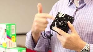 <b>Fujifilm Instax Mini</b> 50s Piano <b>Black</b> Demonstration - YouTube