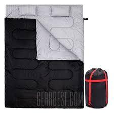 <b>Outdoor</b> Thick <b>Camping Tent</b> Detachable Stitching Sleeping Bag ...