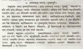 sanskrit essays  papimyfreeipme best friend essay in sanskrit essay topicspls send me sanskrit essay on vriksharopan asap need to