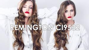 ТЕСТ-ДРАЙВ <b>REMINGTON CI9532</b>!! завивка на длинные волосы ...