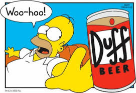 Image result for homer simpson beer