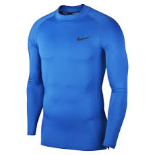 <b>белье nike футболка</b> m np <b>top</b> ls tight mock bv5592-480 sr