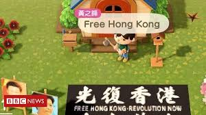 <b>Animal Crossing</b> removed from sale in China amid Hong Kong ...