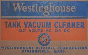 <b>1952</b> Westinghouse T-2 Tank <b>Vacuum Cleaner</b> | <b>Vacuum cleaner</b> ...