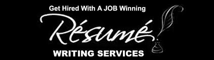 resume services Resume writing formats