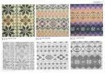 Рисунки и схемы вязания на спицах для