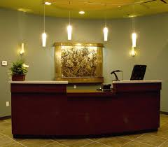 5 functionality of the beauty salon modern reception desk reception area furniture