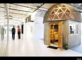 airbnb office san francisco startup shows off its new pad photos airbnb cool office design train tracks