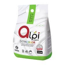 <b>Стиральный порошок Grass Alpi</b> Expert, для цветного белья, 2,5 кг